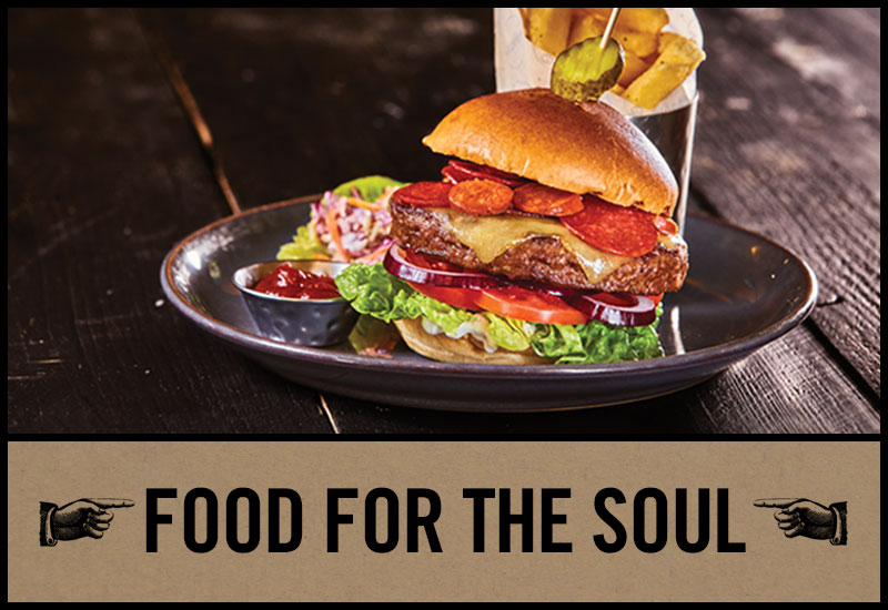 Food for the soul at The Granary