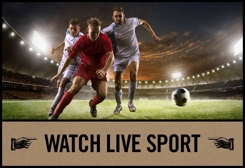 Live Sport at The Granary