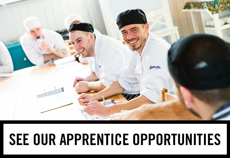 Apprenticeships at The Granary