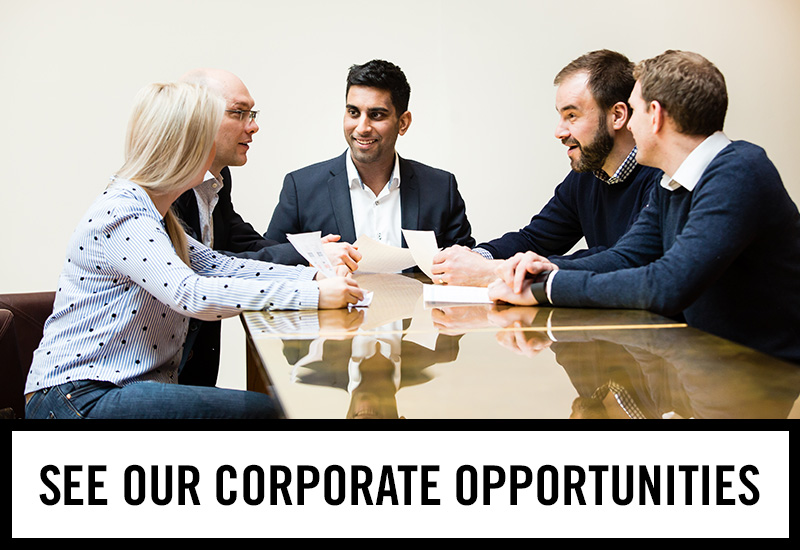 Corporate opportunities at The Granary