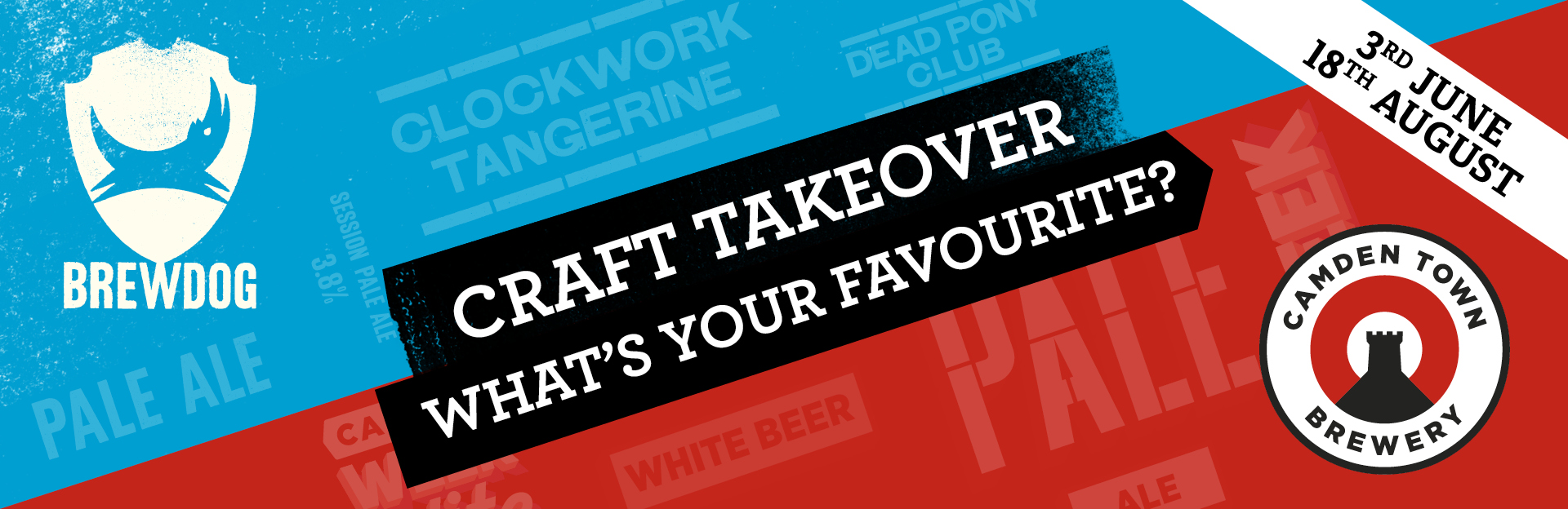 Craft Takeover at The Granary